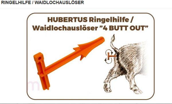 Waidlochauslöser Hubertus