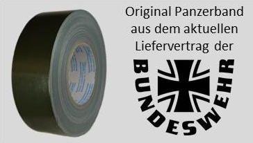 Panzerband der Bundeswehr - das einzige Original