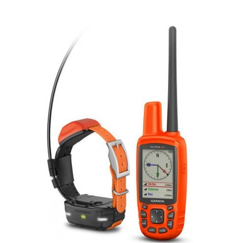 Garmin Alpha 100, GPS Ortungsgerät, mit Halsband T5 mini