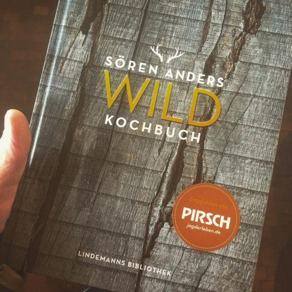 Sören Anders - WILD Kochbuch