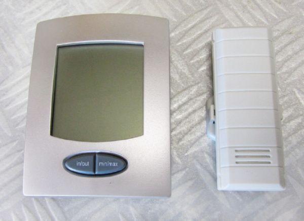 Kältefestes Funkthermometer