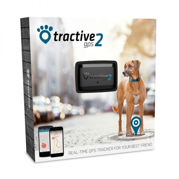 Hundeortung mit Tractive GPS 2
