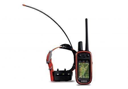Garmin Alpha 100, GPS Ortungsgerät, mit Halsband T5